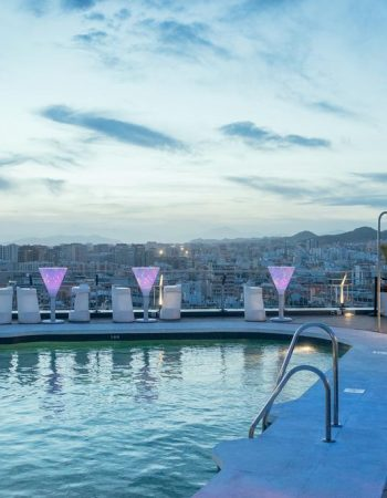 AC Hotel by Marriott Malaga Palacio – Mesmerizing 4 star in the center of Málaga near the Picasso Museum that features a pool