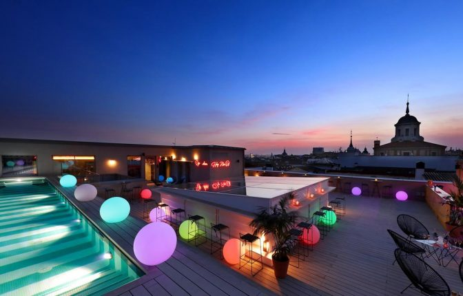Axel Hotel Madrid - Adults Only in Madrid