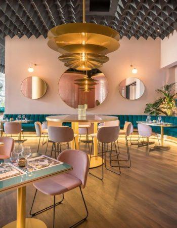 Barcelo Málaga – Beautiful 4 star hotel in the center of Málaga with a rooftop pool
