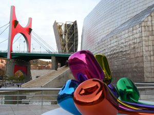 Bilbao gate