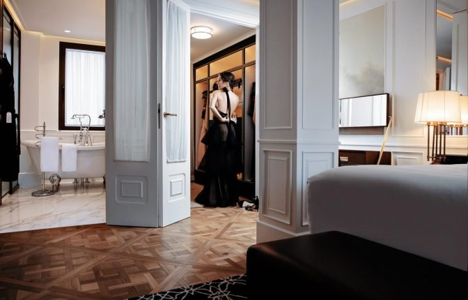 Bless Hotel Madrid - The Leading Hotels of the World 5 stars