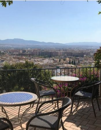 Carmen de la Alcubilla del Caracol – Charming 3 star hotel in the heart of Granada near the Alhambra and the Cathedral