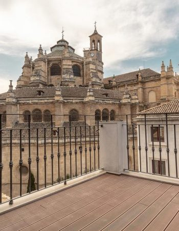 Casa Miravalle Apartamentos Catedral – Charming tourist apartments with spectacular views in the center of Granada