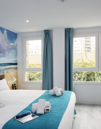 Casual del Mar Málaga – Charming 3 star hotel in the center of Málaga, near Malagueta beach