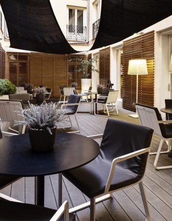 Catalonia Plaza Mayor – Elegant 4 star hotel in the center of Madrid  near the Prado museum
