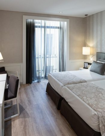 Catalonia Puerta del Sol – Wonderful 4 star hotel in the heart of Madrid