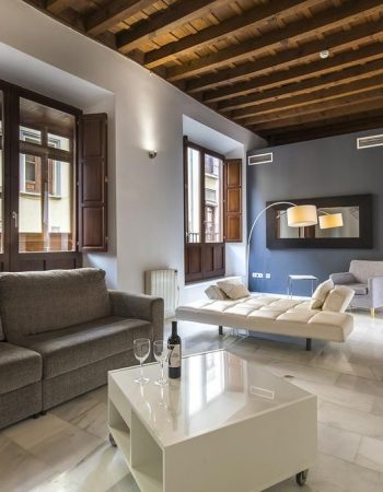 Elvira Suites – Gorgeous 3 star toursit apartments in the center of Granada near the Alhambra, the Cathedral and Sacromonte