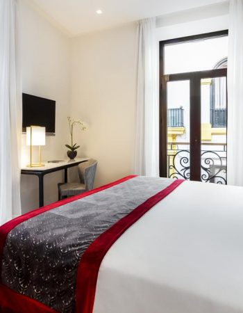Eurostars Azahar – Comfortable and attractive 4 star hotel in the historic city center of Córdoba