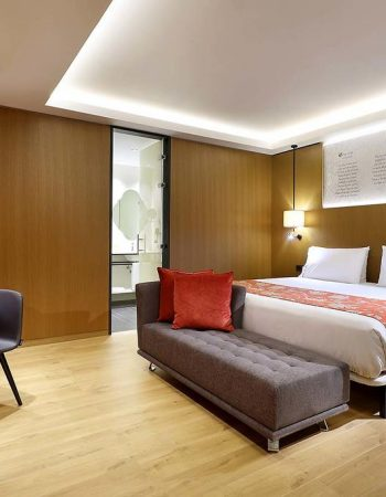 Eurostars Catedral – Romantic 4 stars lodging in the heart of Granada near the Cathedral