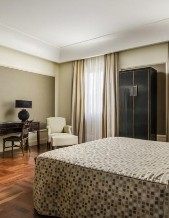 Eurostars Palace – Elegant and romantic 5 star lodging in the center of Córdoba near the Mezquita