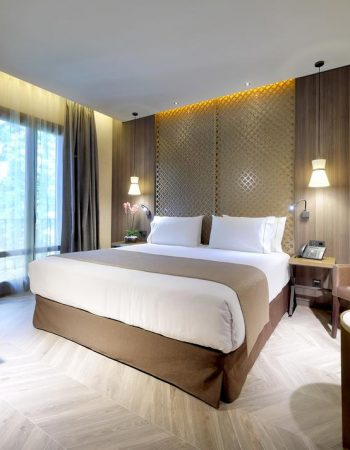 Eurostars Washington Irving – Luxurious 5 stars hotel in Granada, right next to the Alhambra and Generalife