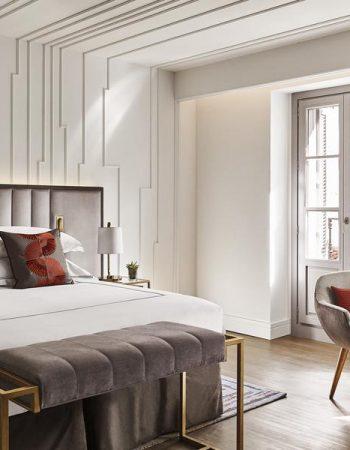 Gran Hotel Inglés – Luxurious 5 star hotel near la Puerta del Sol in the center of Madrid