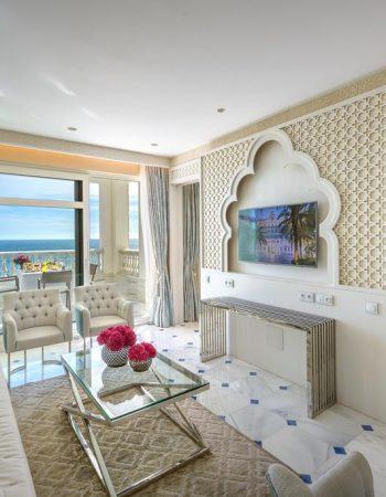 Gran Hotel Miramar Málaga – Spectacular 5 star hotel in the center of Málaga