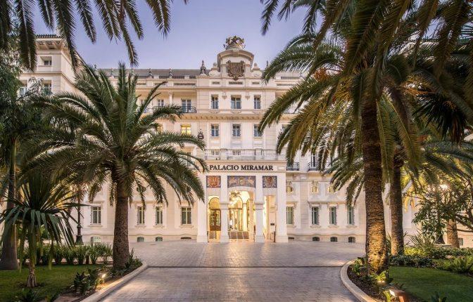 Gran Hotel Miramar Málaga 5 stars