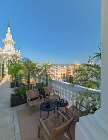H10 Palacio Colomera – Beautiful and romantic 4 star hotel in the center of Córdoba