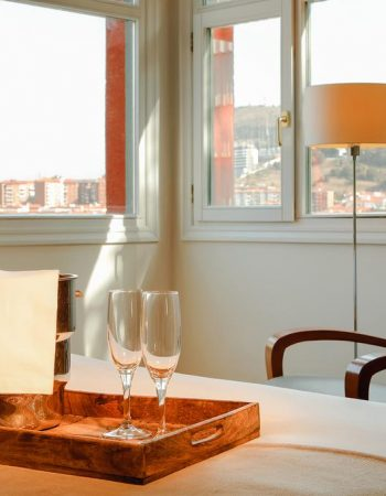 Hesperia Zubialde – Comfortable 4 star hotel in the center of Bilbao, right next to San Mamés soccer stadium