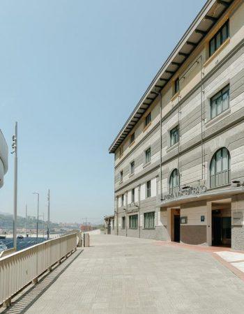 Hesperia Zubialde – Comfortable 4 star hotel in the center of Bilbao, right next to San Mamés soccer stadium