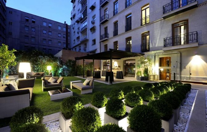 Hotel Único Madrid 5 stars