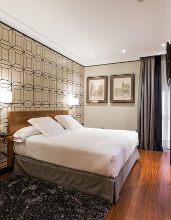 Hotel Carlton – Luxurious 5 stars lodgings in the center of Bilbao near the Guggenheim