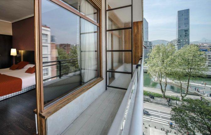 Hotel Conde Duque Bilbao 3 stars