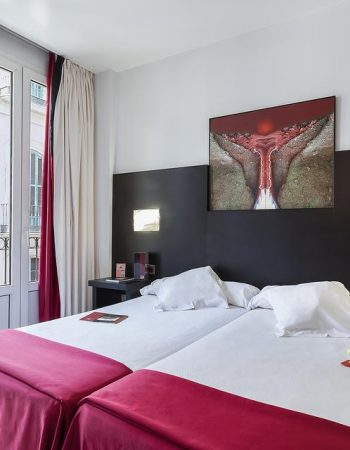 Hotel Del Pintor – Charming 3 star boutique hotel in the center of Málaga near the Picasso Museum