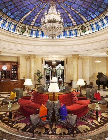 Hotel Fenix Gran Meliá – Luxury 5 star lodgings in the heart of Madrid near Plaza Colón