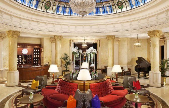 Hotel Fenix Gran Meliá - The Leading Hotels of the World 5 stars