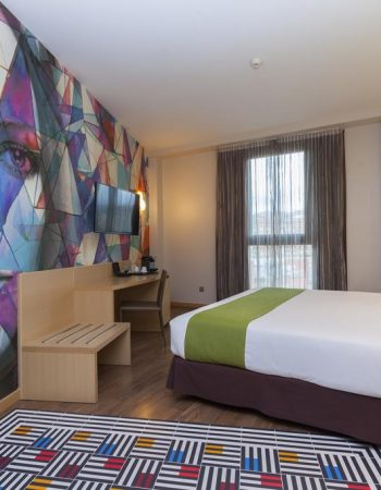 Hotel Gran Bilbao – Charming 4 star lodgings in the center of Bilbao