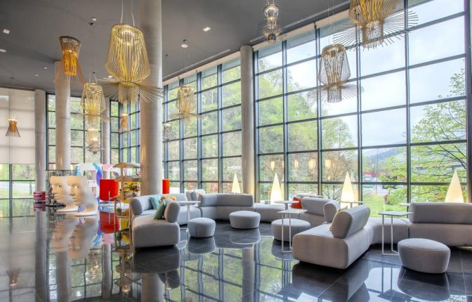 Hotel Gran Bilbao 4 stars