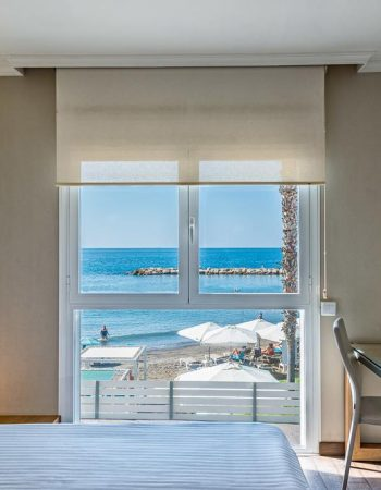Hotel La Chancla – Charming 3 star beachside hotel in Málaga with amazing views