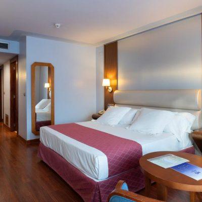 Hotel MS Maestranza – Excellent 4 star hotel in the center of Málaga, right next to Málaga beach