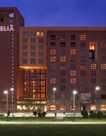Hotel Meliá Bilbao – Amazing 5 star hotel in the heart of Bilbao featuring a Michelin star restaurant