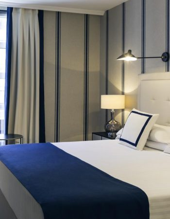 Hotel Mercure Jardines de Albia –  Excellent 4 star lodgings in the center of Bilbao near the Guggenheim Museum and the historical city center