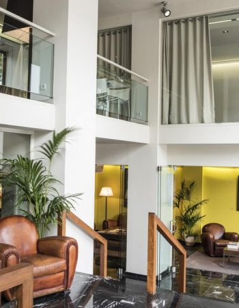 Hotel Miró – 4 star lodgings in the heart of Bilbao with spectacular views of the city