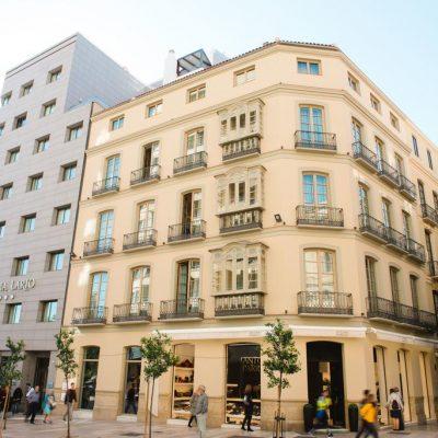 Hotel Molina Lario – Wonderful 4 star hotel near the Picasso museum, Larios Street, and Málaga beach