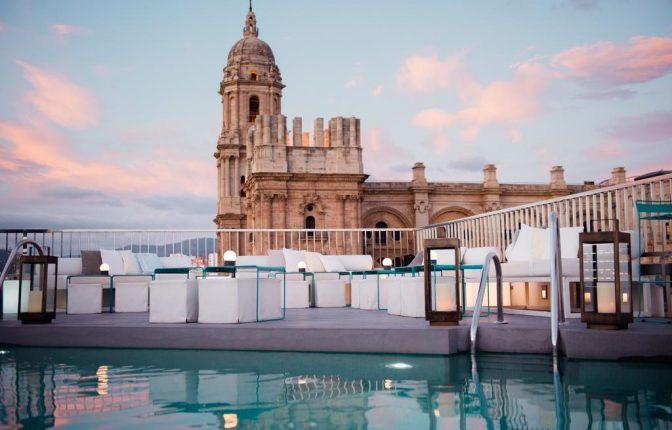 Hotel Molina Lario offers Pool