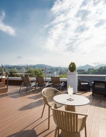 Hotel Palacio de Aiete – Gorgeous 4 star hotel in the center of San Sebastian with panoramic views of the city