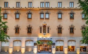 Hotel Palacio de Santa Paula 5 stars