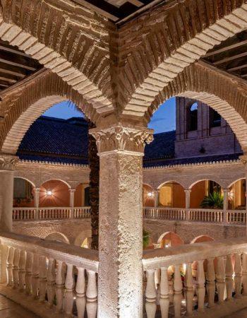 Hotel Palacio de Santa Paula – Spectacular and authentic 5 star hotel in the heart of Granada