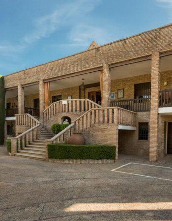 Hotel Riad Arruzafa – Authentic 2 star hotel in Córdoba