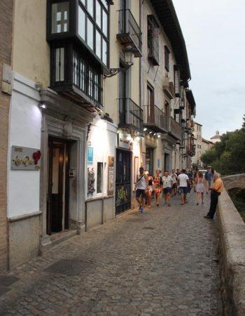 Hotel Rosa De oro – Authentic 3 stars hotel in the heart of Granada near the Alhambra