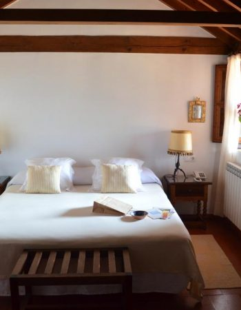 Hotel Santa Isabel La Real – Authentic and enchanting 3 star hotel in Granada in the Albaicín area of the city
