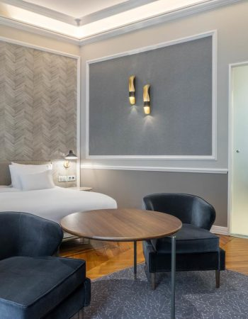 Hotel Santo Mauro – 5 star hotel housed within the amazing residence of the Duke of Santo Mauro in the center of Madrid