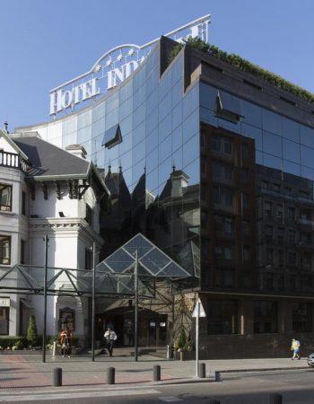 Hotel Silken Indautxu – Charming 4 star hotel in a tranquil neighborhood of Bilbao