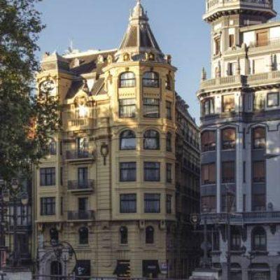 Hotel Tayko Bilbao – Fantastic 4-star boutique hotel in Bilbao's city center