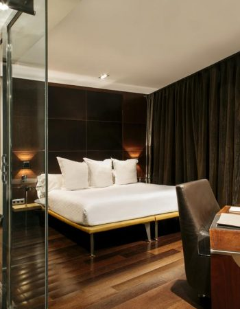 Hotel Urban – Romantic 5 star boutique accommodations in the heart of Madrid very close to the Thyssen-Bornemisza museum