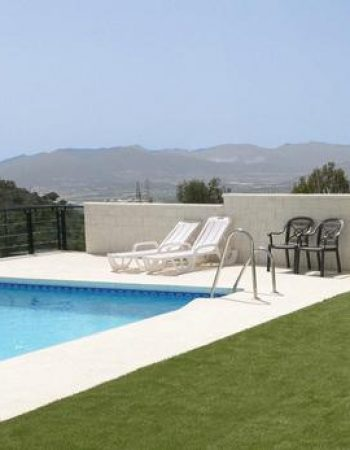 Hotel Villa Guadalupe – Enchanting 3 star hotel in Málaga with spectacular views