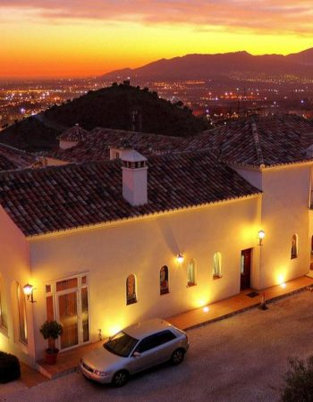 Hotel Villa Guadalupe – Enchanting 3 star hotel in Málaga with spectacular views
