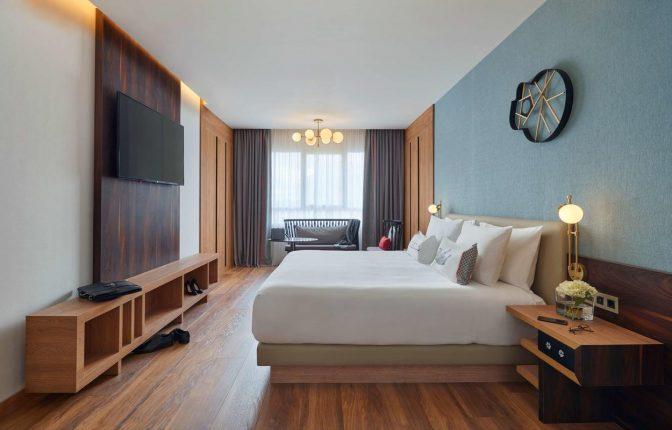 Hyatt Centric Gran Via Madrid 5 stars