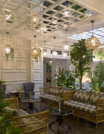 ICON Wipton by Petit Palace – Modern and sleek 4 star hotel in the Salamanca neighborhood in the center of Madrid